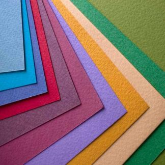 Бумага цветная для пастели Tiziano А-4 Fabriano
