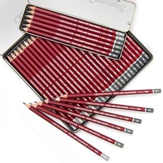 Наборы графитных карандашей