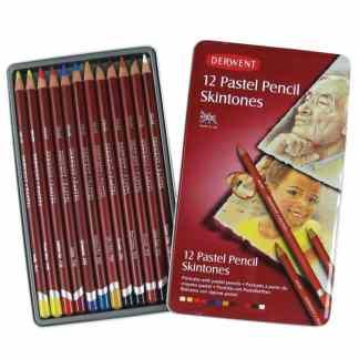 Наборы пастельных карандашей