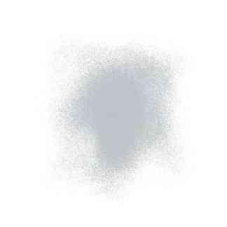Акриловая аэрозольная краска 507 серый теплый 200 мл флакон с распылителем Idea Spray Maimeri Италия