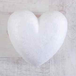 Заготовка пенопластовая «Сердце» 60 мм Santi Великобритания