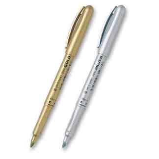 Маркер Золото 1,5-3 мм Centropen 2690