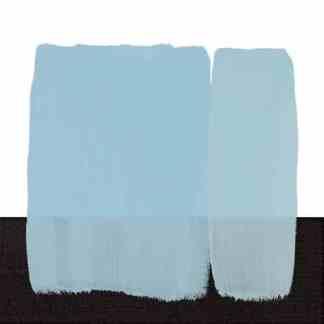 Акриловая краска Acrilico 200 мл 405 синий королевский светлый Maimeri Италия