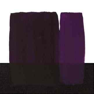 Акриловая краска Acrilico 200 мл 465 фиолетово-красный темный Maimeri Италия