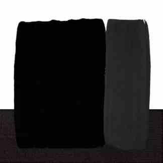 Акриловая краска Acrilico 200 мл 537 угольно черный Maimeri Италия