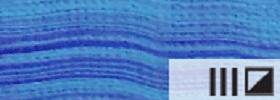 Акриловая краска 20 Голубой циан 100 мл Renesans Польша