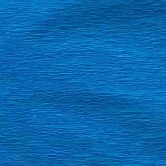 Бумага гофрированная 705409 Синяя флуоресцентная 20% 26,4 г/м.кв. 50х200 см (Т)