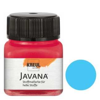 Краска по светлым тканям нерастекающаяся KR-90942 Голубой 20 мл Sunny Javana C.KREUL