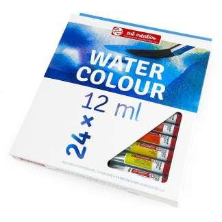 9022024М  Набор акварельных красок 24 цвета по 12 мл в тубах  Art Creations Royal Talens