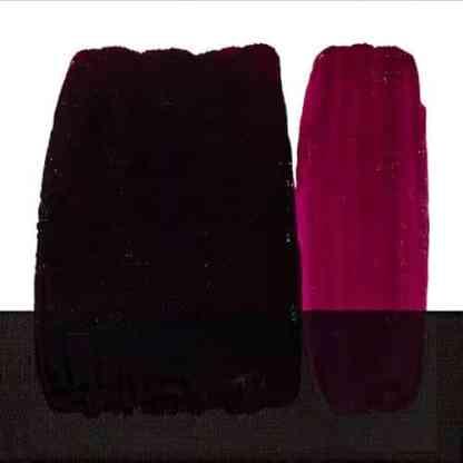 Краска для стекла 165 бордовый 60 мл Idea Vetro Maimeri Италия