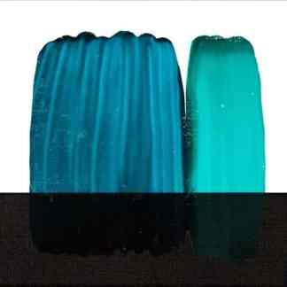 Краска для стекла 408 бирюзовый 60 мл Idea Vetro Maimeri Италия