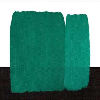Краска по ткани 345 зеленый темный покрывной 60 мл Idea Stoffa Maimeri Италия