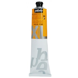 Масляная краска Studio XL 003 Кадмий желтый глубокий (имитация) 200 мл Pebeo Франция