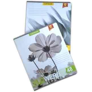 Тетрадь «Тетрада» 48 листов Молния клетка