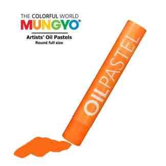Пастель масляная 510 Оранжевая №3 Mungyo