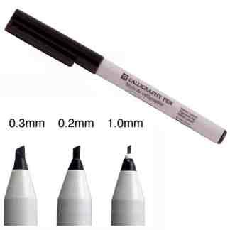 Ручка для каллиграфии Calligraphy Pen 2 мм Sakura