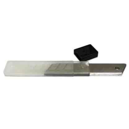 Лезвия для ножей 18 мм 10 штук
