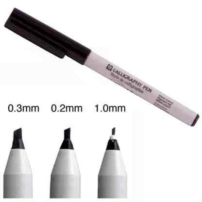 Ручка для каллиграфии Calligraphy Pen 3 мм Sakura