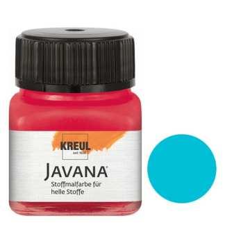 Краска по светлым тканям нерастекающаяся KR-90950 Турецкий голубой светлый 20 мл Sunny Javana C.KREUL