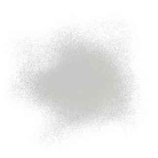 Акриловая аэрозольная краска 003 серебро 200 мл флакон с распылителем Idea Spray Maimeri Италия