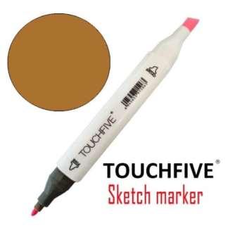 Маркер двусторонний 104 Brown Grey TouchFive