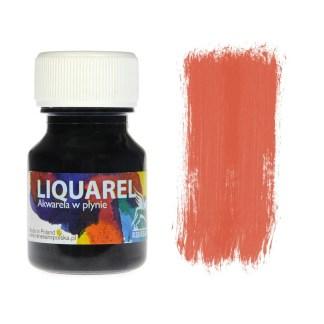 Акварельная краска жидкая Liquarel 132 Кармин 30 мл Renesans Польша