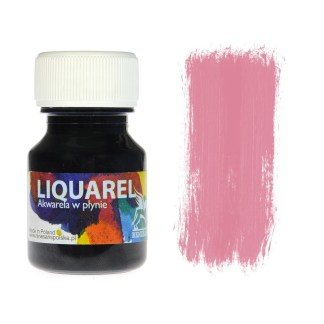 Акварельная краска жидкая Liquarel 135 Розовый пастельный 30 мл Renesans Польша