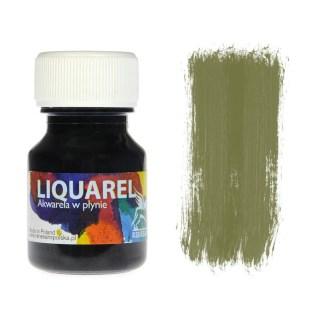 Акварельная краска жидкая Liquarel 159 Зеленый сочный 30 мл Renesans Польша
