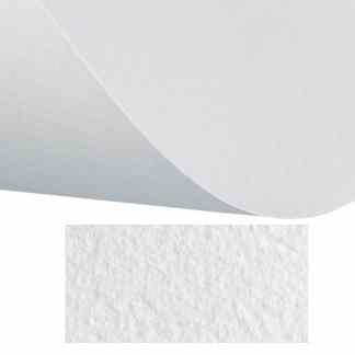 Бумага цветная для пастели Tiziano 01 bianco 70х100 см 160 г/м.кв. Fabriano Италия