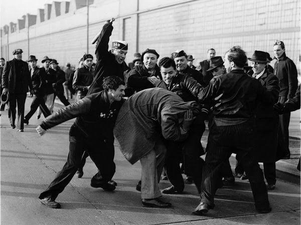 写真】デトロイトの労働争議【ピューリッツァー賞】 | ネット美術館 ...