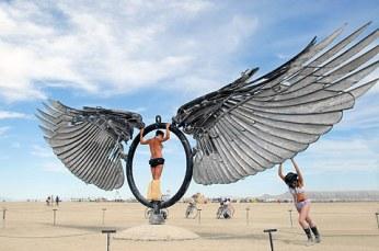 B. Tedrick - Burning Man