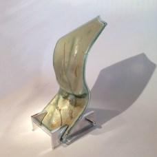 O. Gabbert - glass sculpture
