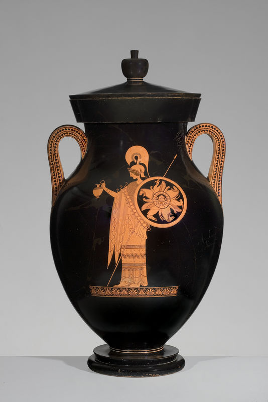 Berlin Painter And World Athenian Vase-painting