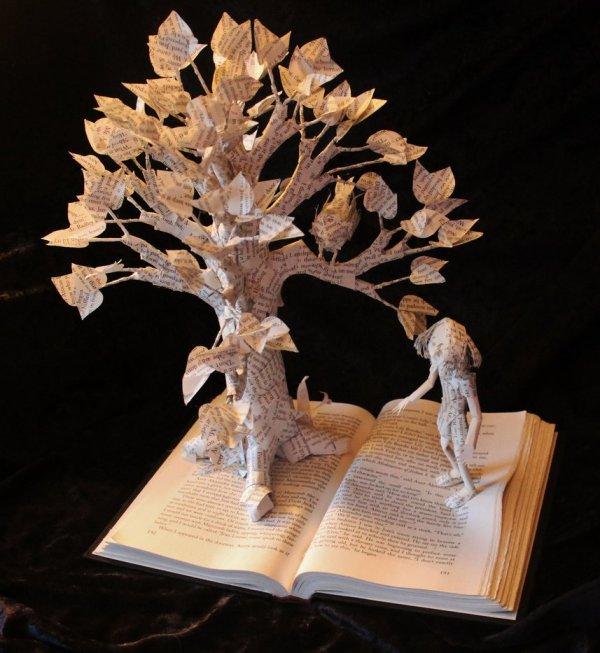 To Kill a Mockingbird Book Sculptures