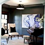 50 Best Living Room Decor Ideas With Artwork Rugs (45)
