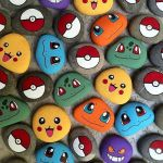 60 Fantastic Rock Painting Ideas For Kids (20)