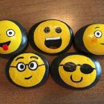 60 Fantastic Rock Painting Ideas For Kids (36)