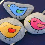 60 Fantastic Rock Painting Ideas For Kids (50)