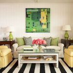 60 Living Room Decor Ideas With Artwork Coffee Tables (3)
