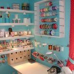 35 Craft Room Wall Decor Ideas (19)