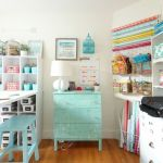 35 Craft Room Wall Decor Ideas (2)
