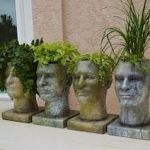 40 Suprising DIY Cement Projects Design Ideas (17)