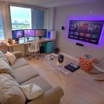 45 Awesome Computer Gaming Room Decor Ideas and Design (5)