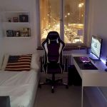 45 Awesome Computer Gaming Room Decor Ideas and Design (6)