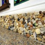 45 Awesome DIY River Rock Ideas Decorations (22)