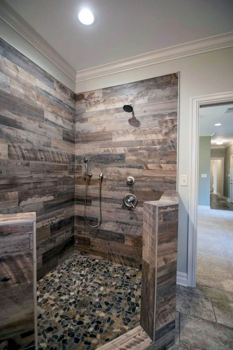 46 Fantastic Walk In Shower No Door for Bathroom Ideas (37