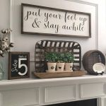 48 Best Rustic Wall Decor Ideas (38)