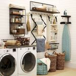 57 Fantastic Laundry Room Design Ideas and Decorations (31)