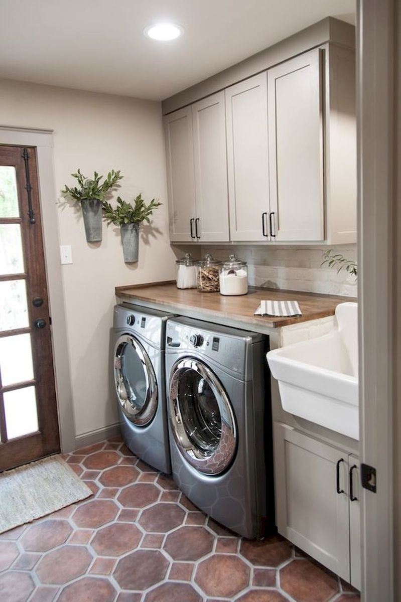 57 Fantastic Laundry Room Design Ideas and Decorations (50)