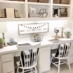 60 Best DIY Office Desk Design Ideas and Decor (35)